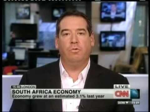 Ivor Ichikowitz of the Paramount Group speaks to John Defterios from CNN's Global Exchange programme