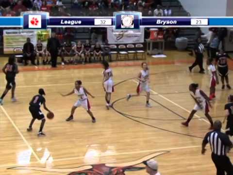 2014 GCS Girls Middle School Basketball Championship