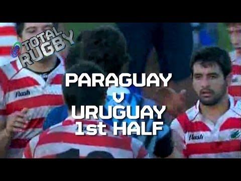 1st HALF PARAGUAY v URUGUAY - SOUTH AMERICAN CHAMPIONSHIP