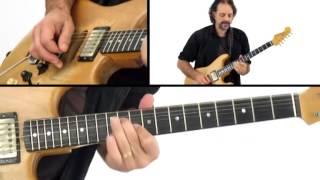Jam Night - #35 Lead Performance - Blues Guitar Lesson - Andy Aledort
