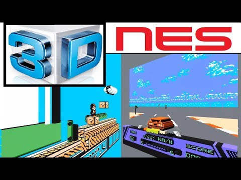 3DNES Play Your Old Games In 3D For Free !!!!