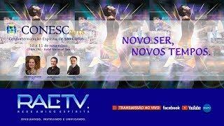 Miniseminário lítero-musical / Um novo ser - Sociedade (Rossandro Klinjey) - CONESC 2018