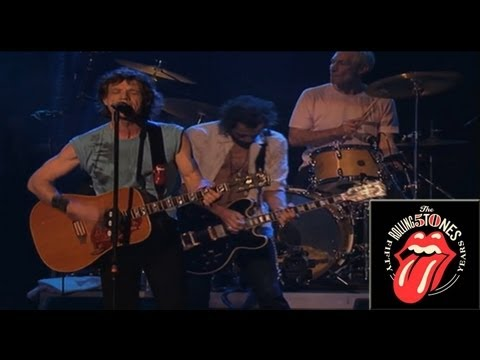 The Rolling Stones - No Expectations - Live OFFICIAL