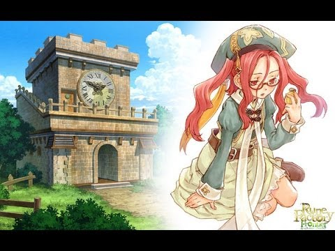 Let's Play Rune Factory Frontier Part 5 ein warmes Bad