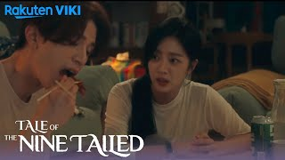Tale of the Nine-Tailed - EP6   Chicken Feet Mukbang   Korean Drama