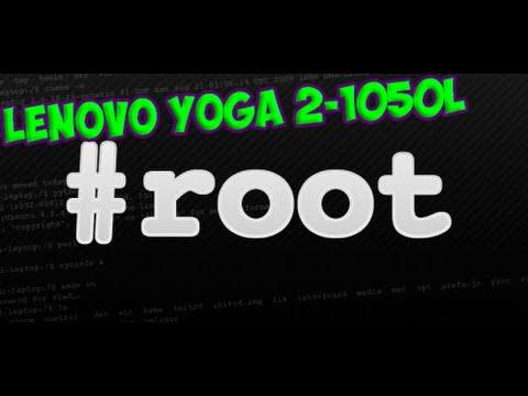 Как рутировать планшет Lenovo Yoga 2-1050L