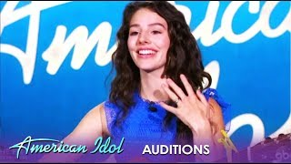 Evelyn Cormier: The Judges Fall In LOVE With Her and America Will Too | American Idol 2019