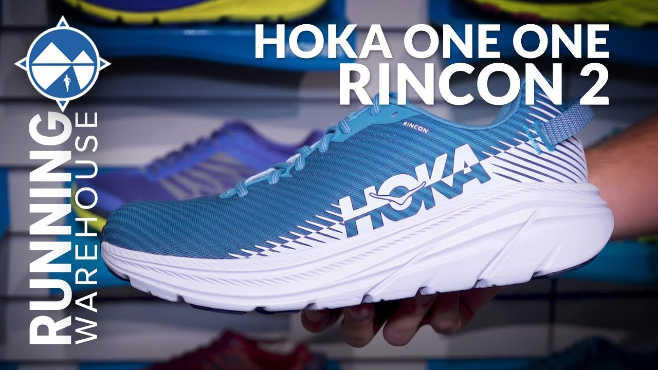Hoka One One Rincon 2 First Look   A Lightweight and Simple Everyday Trainer
