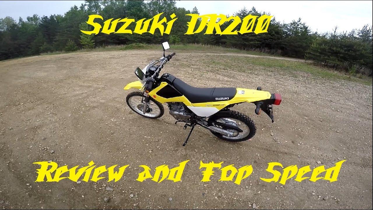 2009 Suzuki Dr200s Review Upcomingcarshq Com