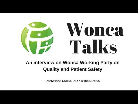 Wonca Talks Maria-Pilar Astier-Pena Interview