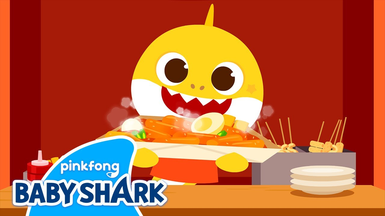 World Street Foods | Learn Culture with Baby Shark Brooklyn | Baby Shark Official