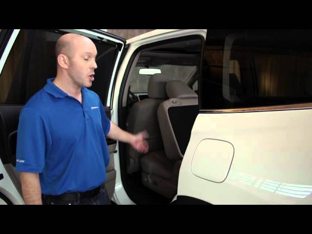 2016 Honda Pilot Tips & Tricks: One-Touch 2nd-Row Seats