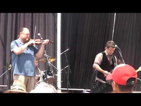 Steve Riley & the Mamou Playboys - 5.26.2013 Simi Valley Cajun & Blues Music Fest