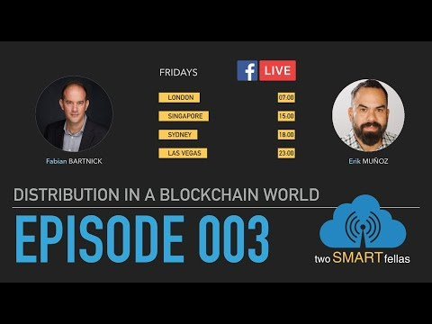 Distribution in a Blockchain World