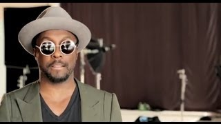 Will.i.am, WIRED magazine guest co-curator - behind-the-scenes