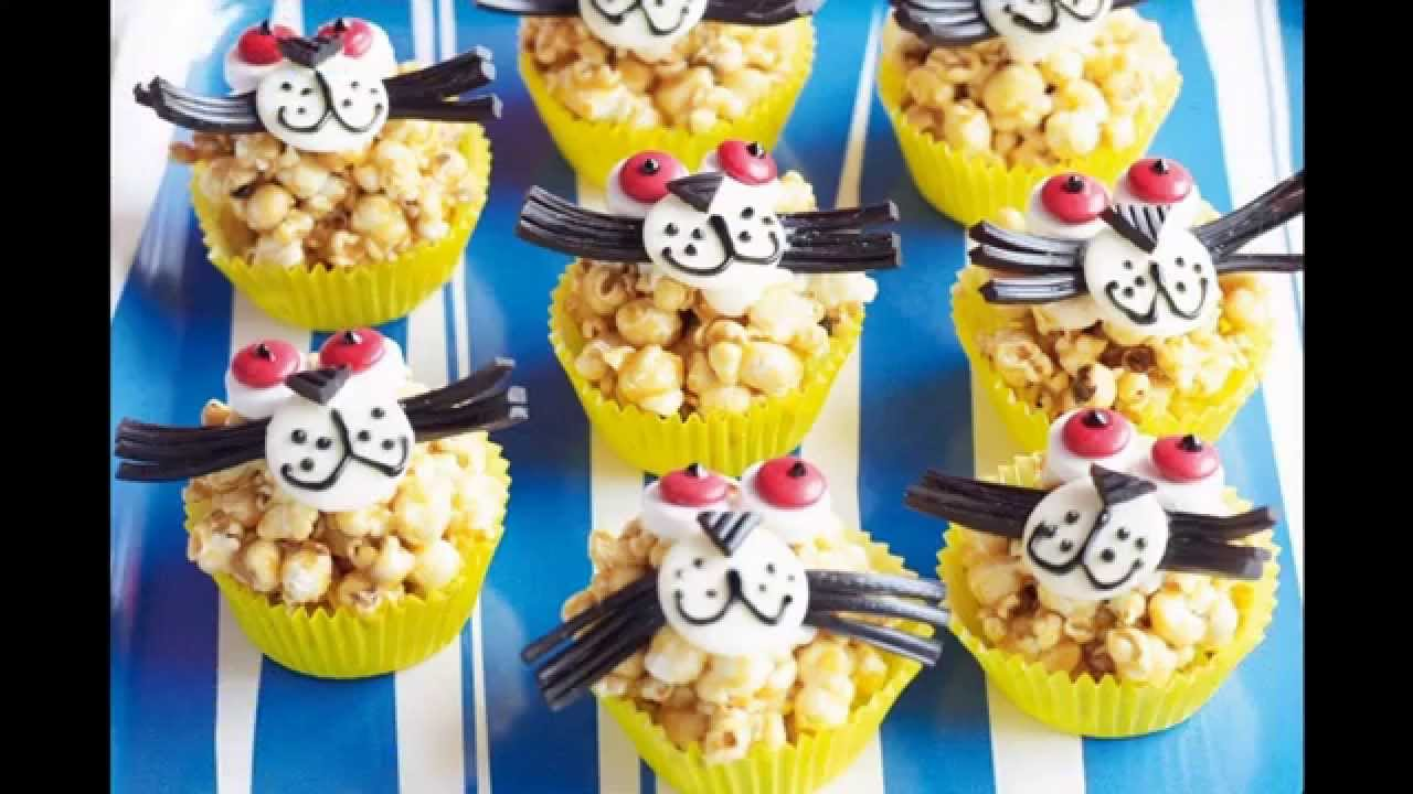 Cool Kids Birthday Party Food Ideas