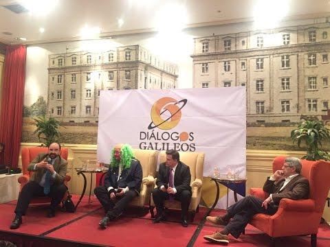 #DialogosGalileos con Brozo, Emilio Alvarez Icaza y Mauricio Merino