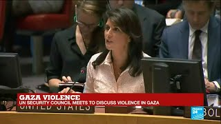 Nikki Haley on violence in Gaza: Israel acted