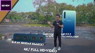 Samsung Galaxy A9, HP yang punya 4 rear camera???  Buat apa aja?!!