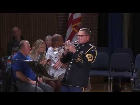 LIVE - The U.S. Army Blues: Veterans Day Concert and DANCE!