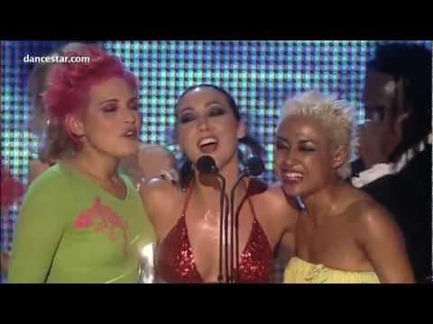 Alice Deejay - Best Chart Act award (Better Off Alone at Dancestar 2000)
