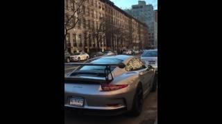 "Idle NYC: idling car ""Connecticut A91413"""