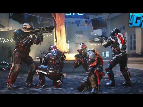 Call of Duty: Advanced Warfare MODO COOPERATIVO trailer! Grefg-Reacción COD AW 2014