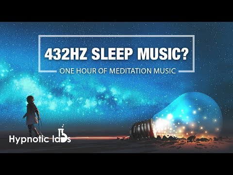 432HZ Meditation Music I The Sound of The Universe I 1 Hour