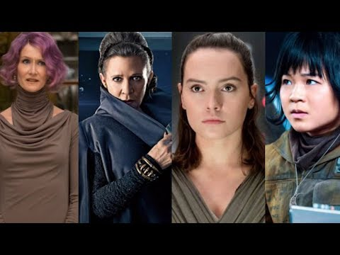 Fan Edits THE LAST JEDI To Remove Feminism From STAR WARS  | What's Trending Now!