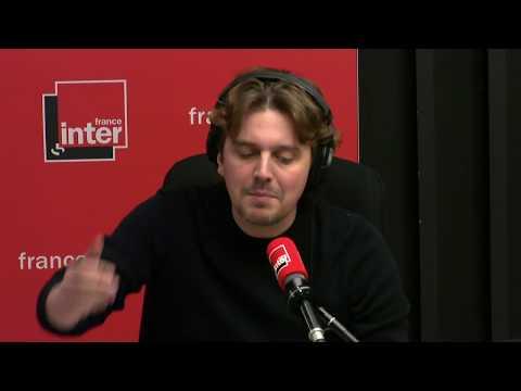François Rufin en maillot de foot - Le Journal de 17h17