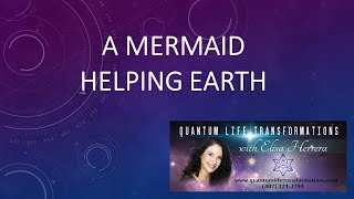 "BQH Session - A mermaid helping our oceans during and after ""The Event"""