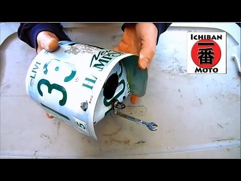 Recycled License Plate Bird House Review Awsome Steam Punk