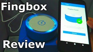 Fingbox Network & Wi-Fi Security Review