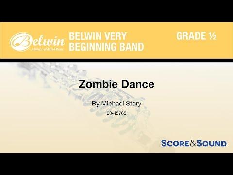 Zombie Dance, by Michael Story – Score & Sound