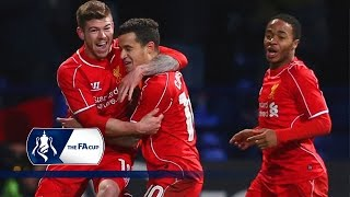 Video Gol Pertandingan Bolton Wanderers vs Liverpool