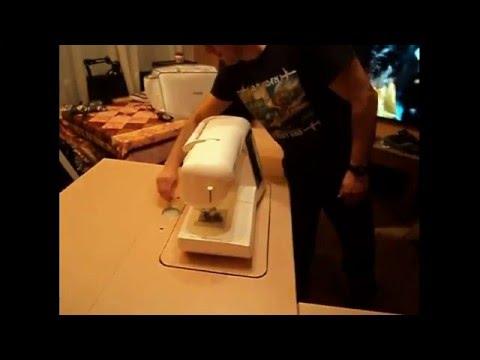 1 Armario de costura, para maquina de coser PATCHWORK