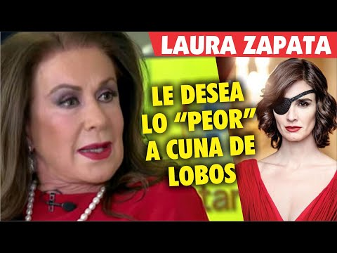 """Laura Zapata LE DESEA LO """"PEOR"""" a Cuna de Lobos thumbnail"""