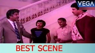 T G Ravi Gets Angry With Kundara Johnny || Padayani Movie Scenes