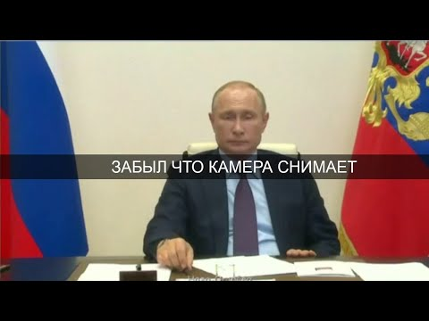 Путин ручка. Забыл