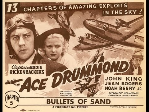 Ace Drummond 1936 Chapter 1 Where East Meets West