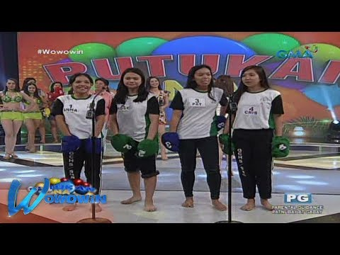 Wowowin: Quezon City High School, bilis ang pambato