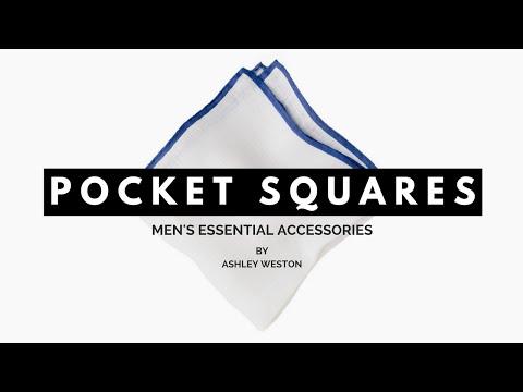 The Best Pocket Squares