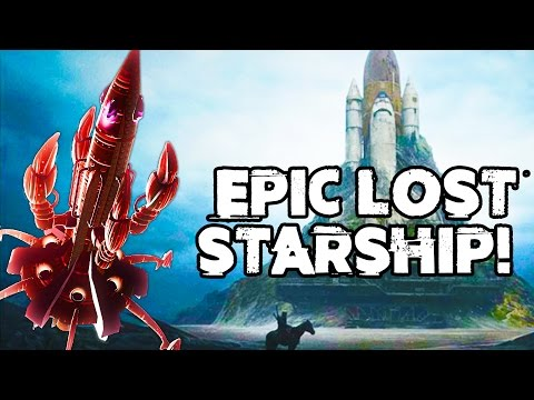 EPIC LOST SHIP!! No Man's Sky Gameplay Walkthrough Part 21 - PS4 (1080p 60fps)