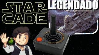 JonTron's StarCade: Episode 1 - Atari Games (Legendado PT-BR)