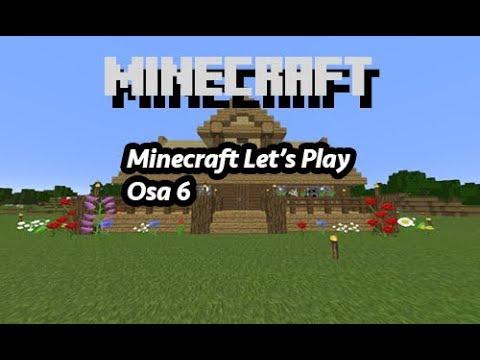Minecraft Let S Play Osa 6 Kartta Youtube
