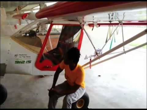 TGF - Pat in Ghana Africa