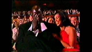 Jamie Foxx tribute to KG at the 2004 Espys
