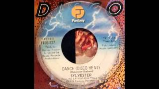 Dance (Disco Heat) - Sylvester - 1978 - HQ