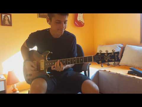 Joe Bonamassa and Beth Hart - Close to my fire - Full guitar cover