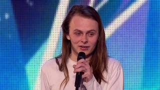 Will rock singer Aaron warm the Judges
